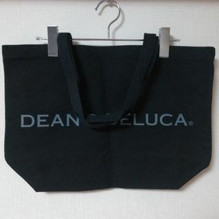 DEAN & DELUCA - ディーンアンドデルーカ トートバッグ ブラック