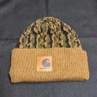 carharttカーハート ニット帽子