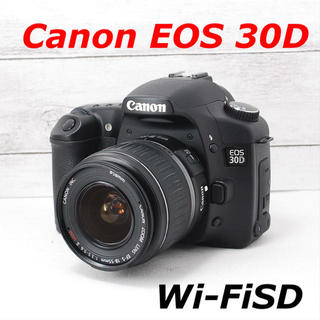 Canon - ❤️初心者必見❤️スマホに送れる❤️Canon EOS 30D