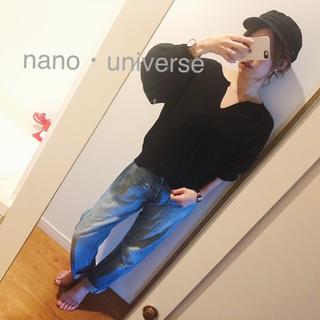 nano・universe - nano・universe デニムパンツ