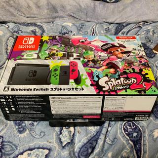 Nintendo Switch スプラトゥーン2 セット(Nintendo Sw