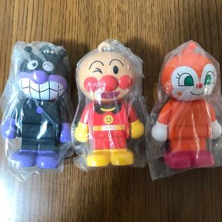 アンパンマン - 値下げ 新品 アンパンマン  ブロックラボ バイキンマン ドキンちゃん