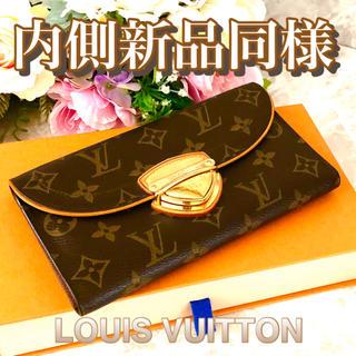 LOUIS VUITTON - カッコいいウジェニ❤️LOUIS VUITTON❤️三つ折り長財布
