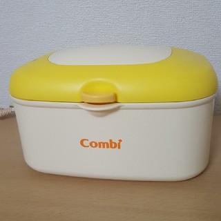 combi - 【中古】Combi クイックウォーマー おしりふきウォーマー おしりふき コンビ