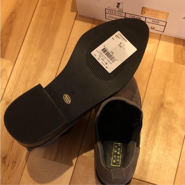 LOWRYS FARM(ローリーズファーム)の新品未使用*ローリーズファーム*サイドゴアブーツ レディースの靴/シューズ(ブーツ)の商品写真