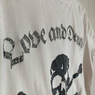 ジュエルズ(JEWELS)のSHIPS ラインストーン スカル T(Tシャツ/カットソー(半袖/袖なし))
