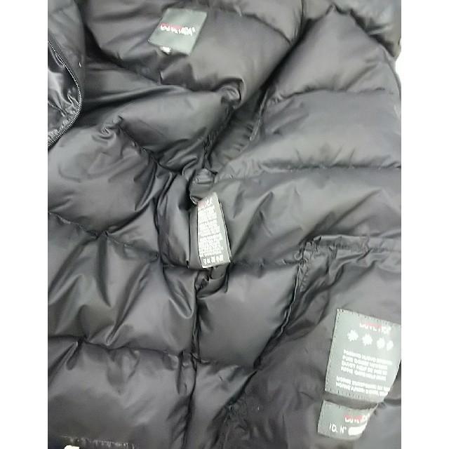 DUVETICA(デュベティカ)のDUVETICA ダウジャケット 黒 メンズのジャケット/アウター(ダウンジャケット)の商品写真