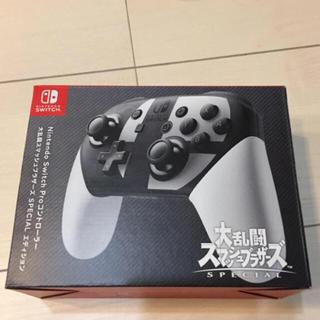 Nintendo Switch - Switch専用プロコン スマブラエディション
