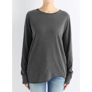 DEUXIEME CLASSE - 新品* ドゥーズィエムクラス Layering Tシャツ グレー
