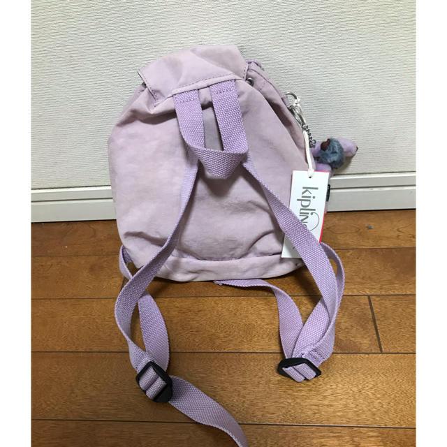 kipling(キプリング)の値下げ▲キプリング ミニリュック レディースのバッグ(リュック/バックパック)の商品写真