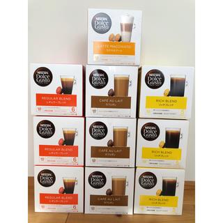 Nestle - ネスカフェ ドルチェグスト カプセル 10箱セット 新品