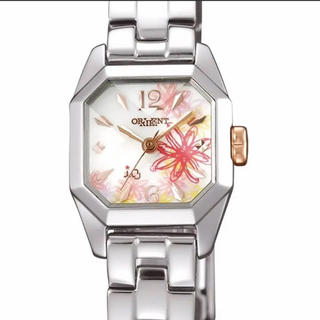 オリエント(ORIENT)のORIENTレディースクォーツ腕時計(腕時計)