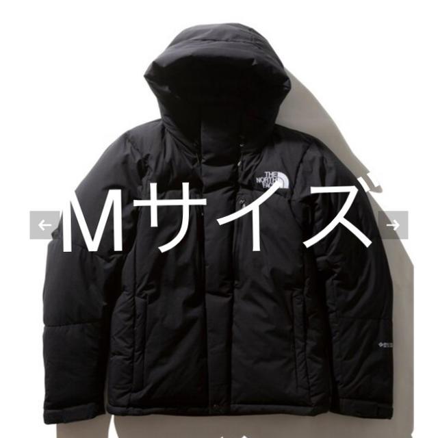 THE NORTH FACE(ザノースフェイス)のバルトロライトジャケット ブラック Mサイズ メンズのジャケット/アウター(ダウンジャケット)の商品写真