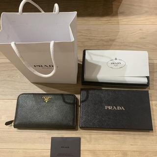 PRADA - PRADA 財布 美品 サフィアーノ