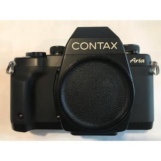 キョウセラ(京セラ)のCONTAX Aria 実写完動品 フィルムカメラの名機です!(フィルムカメラ)