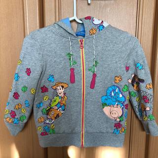 Disney - ディズニー トイストーリーパーカー 110