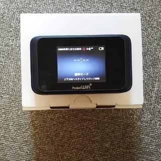 ポケットWi-Fi 502HW HUAWEI モバイルWi-Fi