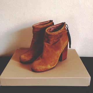 ジェフリーキャンベル(JEFFREY CAMPBELL)のジェフリーキャンベル スエード ブーツ(ブーツ)
