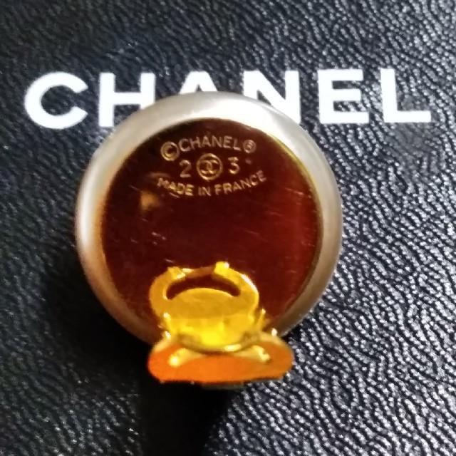 CHANEL(シャネル)のCHANEL パールイヤリング 片耳 レディースのアクセサリー(イヤリング)の商品写真