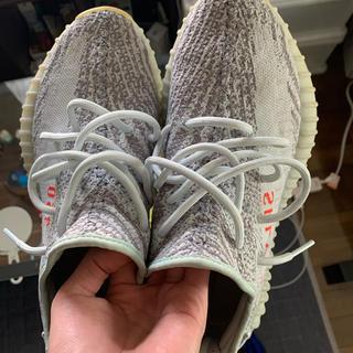 adidas - yeezy boost 350 V2 ブルーティント 27