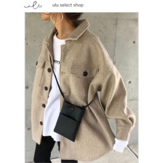 トゥデイフル(TODAYFUL)の新品 ulu select shop CPO ショートブルゾンコート (ブルゾン)