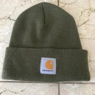 カーハート(carhartt)のcarharttニット帽(ニット帽/ビーニー)
