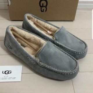 UGG - 新品未使用 UGG ANSLEY 3312 アンスレー アグ ライトグレイ