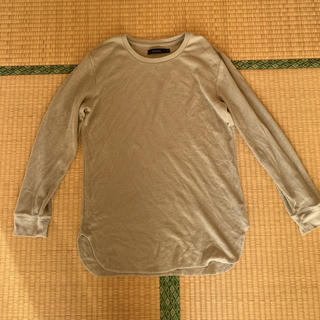 レイジブルー(RAGEBLUE)のレイジブルー  トップス 茶色 ベージュ 長袖(Tシャツ/カットソー(七分/長袖))
