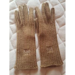 ハナエモリ(HANAE MORI)の美品  HANAE  MORI モリハナエ 手袋(手袋)