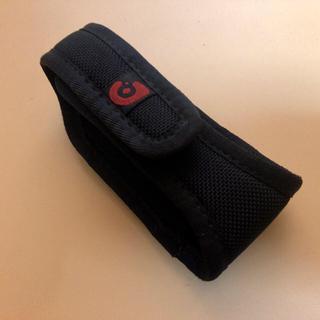 中古グラビス携帯ケース黒色マジック式