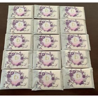 BENEFIQUE - ベネフィーク  コットンW(2枚入)×15袋