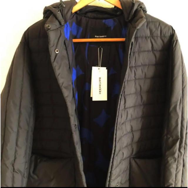 marimekko(マリメッコ)のマリメッコ marimekko AILLON ダウンコート レディースのジャケット/アウター(ダウンコート)の商品写真