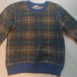 プティマイン(petit main)の専用  トレーナー キッズ(Tシャツ/カットソー)