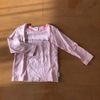 ベベノイユ(BEBE Noeil)のBEBE Noeil ☆ロングTシャツ 100センチ(Tシャツ/カットソー)