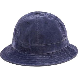 Supreme - Washed Velvet Bell Hat sizeSM