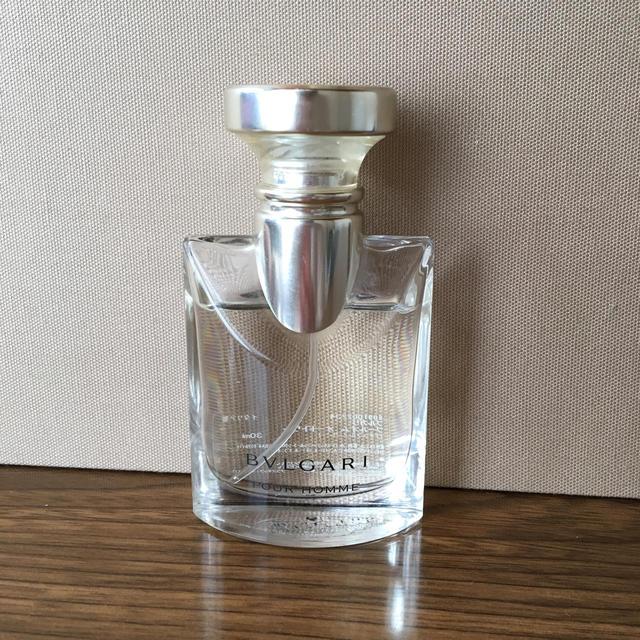 BVLGARI(ブルガリ)のブルガリ プールオム オードトワレ 30ml コスメ/美容の香水(ユニセックス)の商品写真