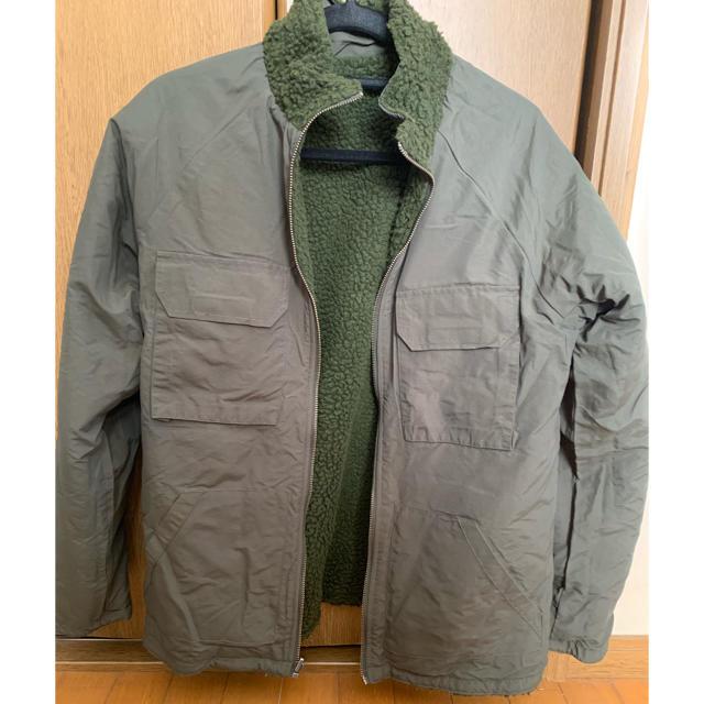 ROTHCO(ロスコ)のHOUSTON ECWCS フリースライナー リバーシブル メンズのジャケット/アウター(ミリタリージャケット)の商品写真