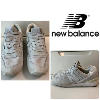 New Balance - ニューバランス 996 ライトグレー