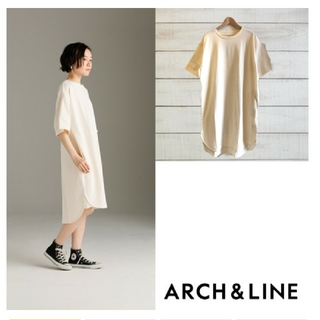 BEAMS - ARCH&LINE ワンピース(レディース)