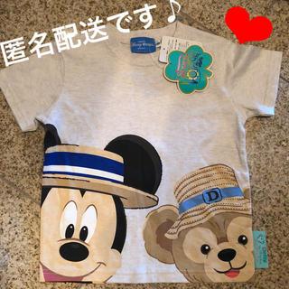 Disney - ★ディズニーシー ダッフィー  ミッキー Tシャツ★