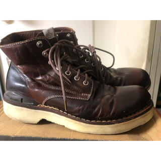 ヴィスヴィム(VISVIM)のvisvim VIRGIL BOOTS KNGR FOLK BROWN (ブーツ)