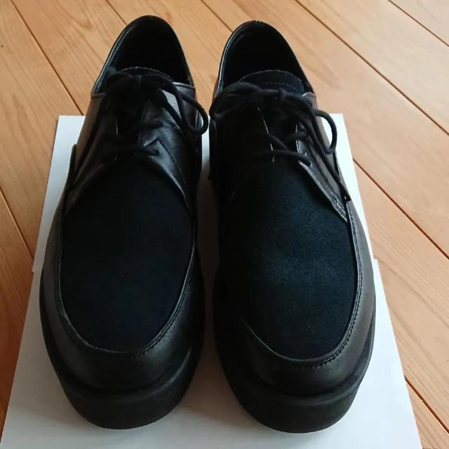 LAD MUSICIAN(ラッドミュージシャン)のlad musician ウエッジソールスニーカー メンズの靴/シューズ(スニーカー)の商品写真