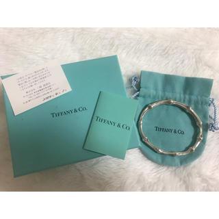 Tiffany & Co. - 正規品 ティファニー バンブー バングル 廃盤 Tiffany & Co.