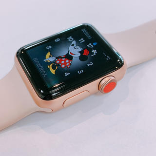 Apple Watch - Apple Watch‎ series3 セルラーモデル