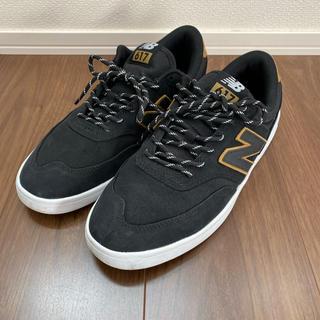 New Balance - New balance 617 ブラック