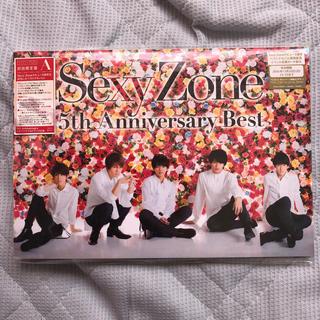 Sexy Zone - Sexy Zone 5th Anniversary Best(初回限定盤A)