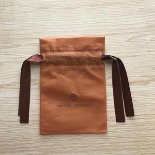 ユナイテッドアローズ(UNITED ARROWS)のユナイテッドアローズ ラッピング 布巾着(ショップ袋)