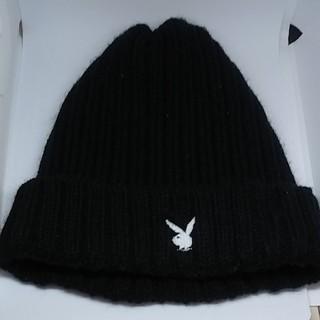 プレイボーイ(PLAYBOY)のPLAYBOY ニット帽(帽子)
