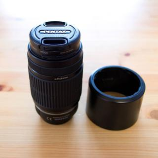 PENTAX - 【UVフィルター付き】ペンタックスDAL55-300 EDズームレンズカメラ交換