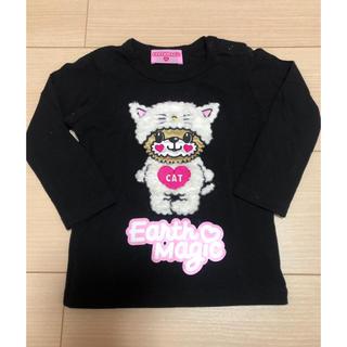 アースマジック(EARTHMAGIC)のアースマジック☆ロンT☆Tシャツ☆90(Tシャツ/カットソー)